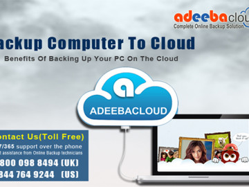 Backup Computer To Cloud