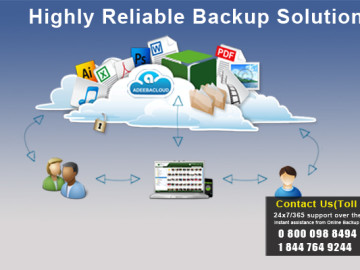 Highly Reliable Backup Solution